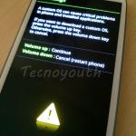 Reset software android Samsung